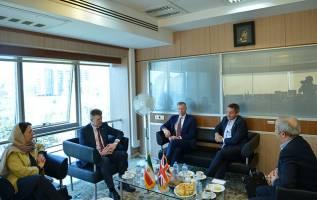 جزئیات حضور هیئت تجاری انگلیس در ایران