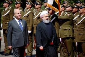 بازتاب سفر رئیس جمهور به عراق در رسانههای عربی