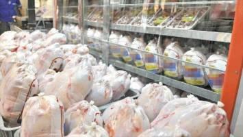 قیمت مرغ در بازار ۴۷ درصد بالاتر از نرخ مصوب!