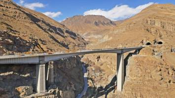 آزادراه تهران-شمال؛ از افتتاح تابستانه فاز ۱ تا وضعیت قطعات ۲ و ۳