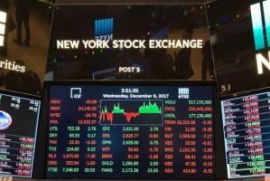 سقوط بورسهای جهانی