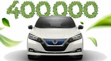 رکورد فروش ۴۰۰ هزار دستگاه به کدام خودروی برقی رسید؟
