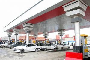 مصرف بنزین کاهش یافت