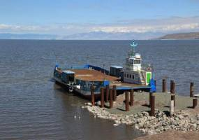 وضعیت دریاچه ارومیه پس از بارندگیها