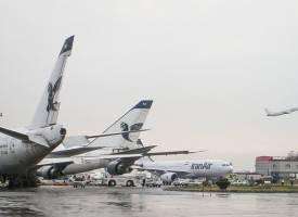 فرودگاه مهرآباد عملیاتی است