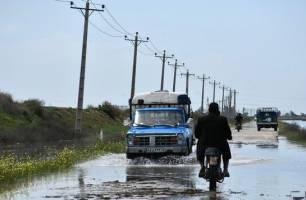 اهتمام شرکت ملی حفاری به خدمترسانی مناطق سیلابی کارون