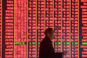افت سهام آسیایی تا مرز رکورد ۸ ماهه