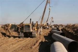 انتقال گاز در استانهای سیلزده پایدار شد
