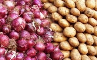صادرات سیبزمینی و پیاز ممنوع شد