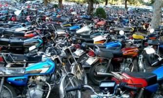 ویراژ قیمتهای غیرواقعی در بازار موتورسیکلت