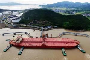 افزایش ماهانه واردات نفت کره جنوبی از ایران