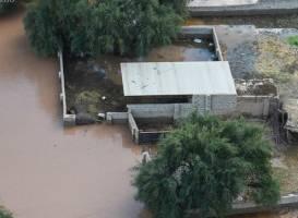 سیل تاکنون آسیبی به واحدهای تولیدی خوزستان وارد نکرده است