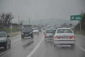 بارشهای کشور از مرز ۳۰۸ میلیمتر عبور کرد