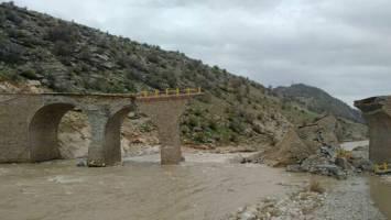 سیل ۱۰هزار پل را زخمی کرد!