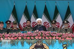 رئیسجمهور: ارتش همواره فداکاری کرده است