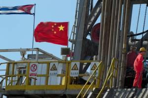 حفاران نفتی چین زیر گوش آمریکا