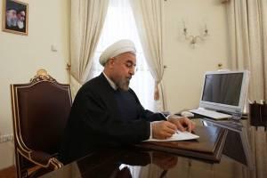 روحانی قانون اقدام متقابل در برابر «تروریست»خواندن سپاه توسط آمریکا را ابلاغ کرد