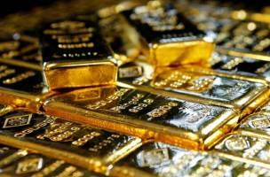 قیمت طلای جهانی پایین آمد