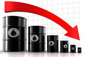 قیمت نفت خام حدود ۴ درصد سقوط کرد