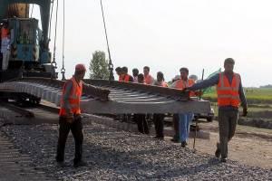 افزایش بهرهوری ریلی مهمتر از ساخت خط جدید