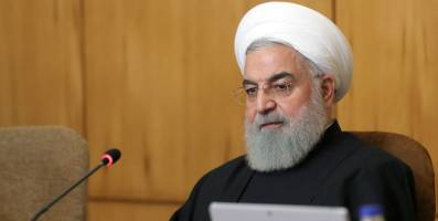 روحانی: فروش اورانیوم غنیشده و آب سنگین از امروز متوقف میشود/مهلت ۶۰ روزه به سران ۵ کشور
