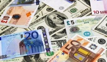 ارزش یورو و پوند کاهش یافت
