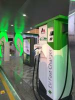 افتتاح نخستین جایگاه شارژ خودروهای برقی در ایران+جزئیات