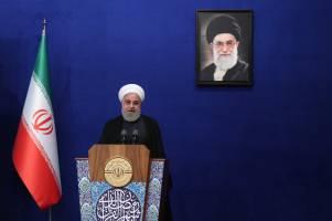 روحانی: صدای ذلت و تسلیم از ایران و ملت بلند نخواهد شد