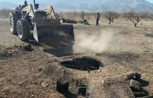 ۳۳ حلقه چاه غیرمجاز در تهران با دستور قضایی مسدود شد