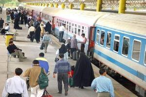 افزایش ۲۲ درصدی بلیت قطار در روزهای آتی