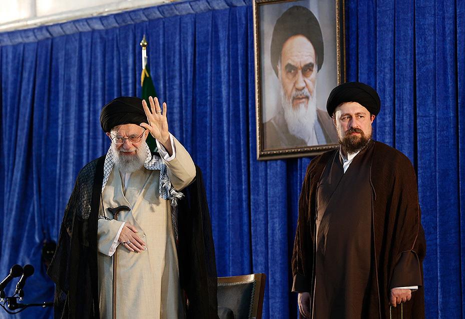 آئین سی امین سالگرد ارتحال امام خمینی(ره)-۱۴ خرداد ۱۳۹۸