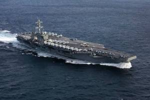 آمریکا عقب نشینی کرد؛ ناو آبراهام لینکلن وارد خلیج فارس نمیشود