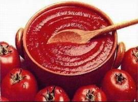 کاهش صادرات رب گوجهفرنگی