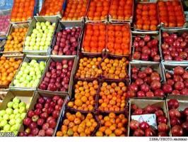 قیمت میوه در میادین کاهش یافت