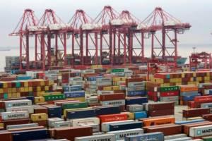 واردات به شلوغترین بندر دریایی آمریکادر ماه می ۶ درصد افت کرد