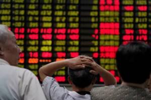 سهام چین و کره افت کرد