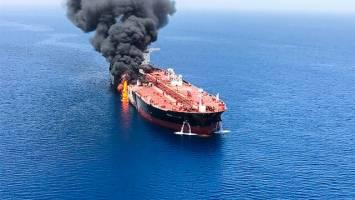 حادثه نفتکشها جلودار کاهش هفتگی نفت نشد