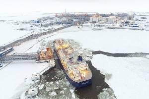 اولین محموله الانجی از قطب شمال روسیه به ژاپن رسید