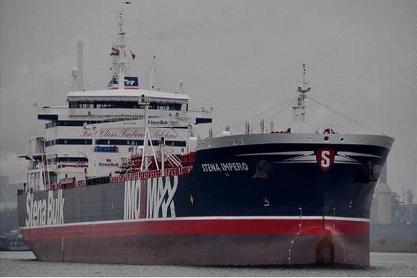 نفتکش انگلیسی با یک شناور صیادی برخورد و از محل فرار کرد