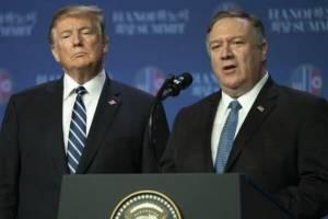 تلاش ترامپ برای اعطای معافیت به چین برای واردات نفت از ایران