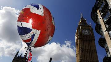 رشد اقتصادی انگلیس به صفر نزدیک شد
