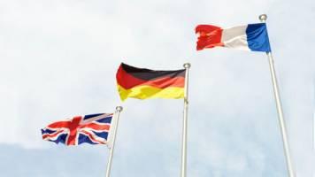 ابراز نگرانی سه کشور اروپایی از احتمال فروپاشی برجام