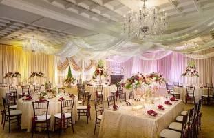 روشهای تزیین تالار پذیرایی برای مراسم عروسی