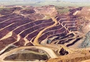 بهره برداری از ۳.۵ میلیارد دلار طرح معدنی تا پایان ۹۸