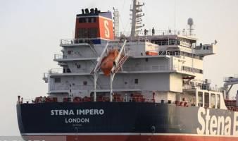 نامه ایران به شورای امنیت درباره توقیف نفتکش انگلیسی