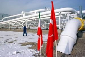 احتمال حذف ایران از بازار گاز ترکیه