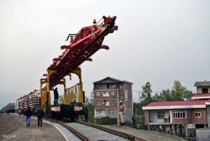 ساخت اولین راهآهن کشور با مشارکت بخش خصوصی