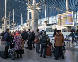 احتمال افزایش پروازهای داخلی در فرودگاه امام خمینی (ره) برای اربعین