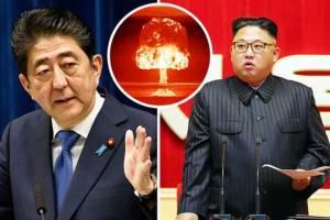 واکنش ژاپن به آزمایش موشکی اخیر کرهشمالی