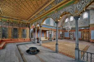 کاخ توپکاپی استانبول در تور استانبول سفر باتو